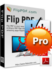 PDF in Flash Flip Book Professional per Mac OS X
