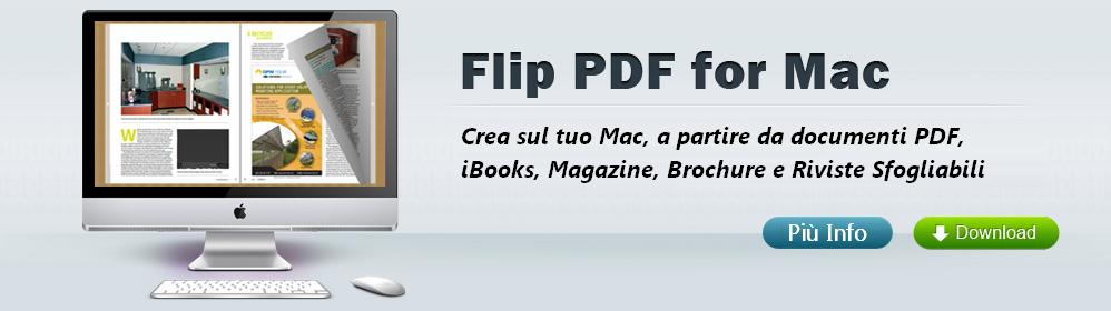 PDF in Flip Book per Mac